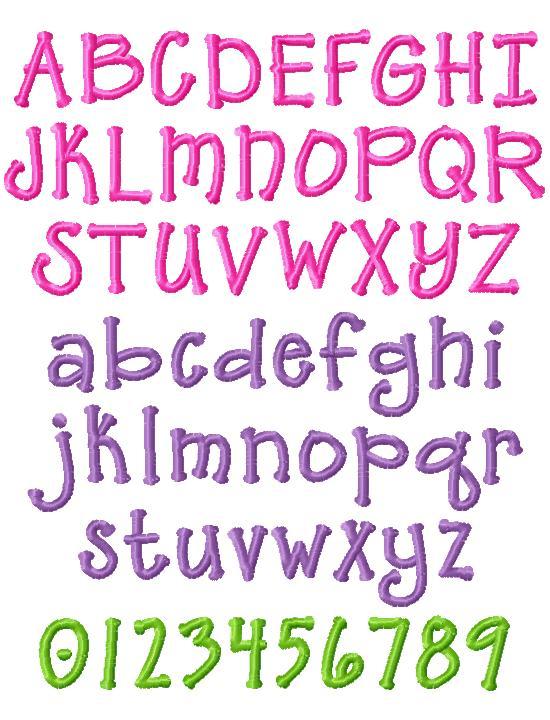 fdfspofu: lettering designs