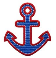 Anchor Applique