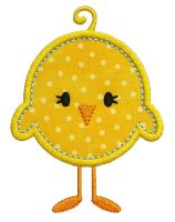 Baby Chick Applique