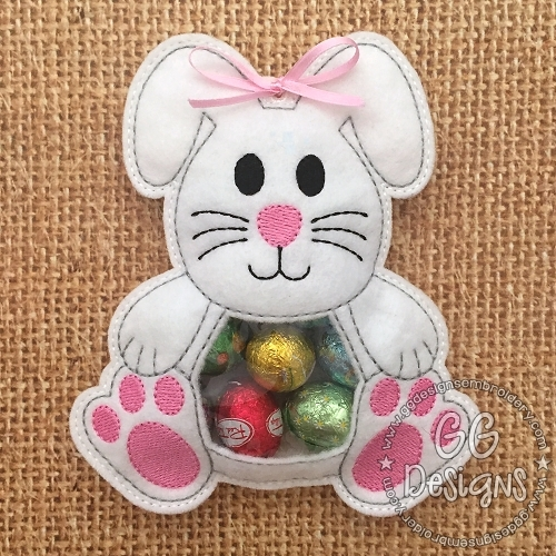 Bunny Peekaboo Treat Bag