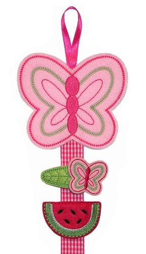 Butterfly Clippie Keeper