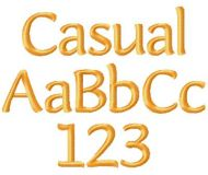 Casual Font
