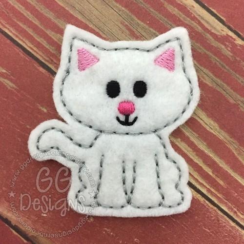 Cat Felt Stitchies
