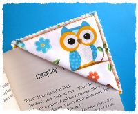 Shabby Corner Bookmark