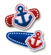 Anchor Felt Stitchies