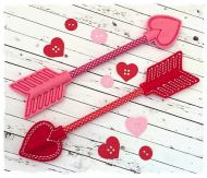 Valentine Arrow Pencil Topper