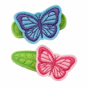 Monarch Butterfly Felt Stitchies