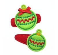Christmas Ornament Felt Stitchies