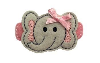 Elephant Felt Stitchies