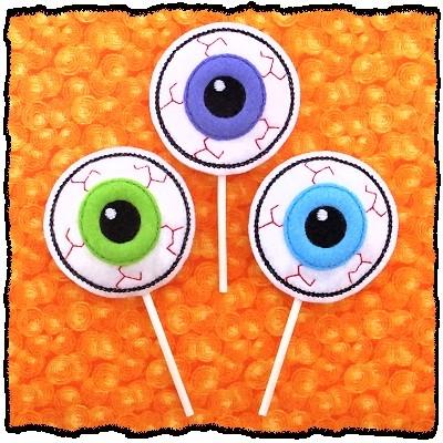 Eyeball Sucker Cover