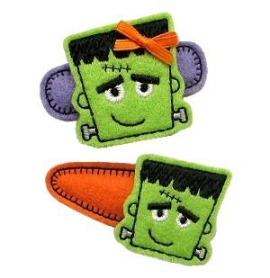 Frankenstein Felt Stitchies