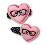 Nerd Candy Heart Felt Stitchies