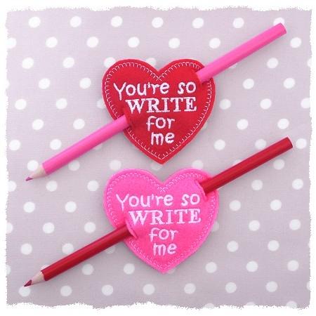 Heart Pencil Slider