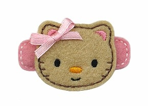 Kitty Felt Stitchies