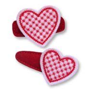 Motif Heart Felt Stitchies