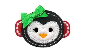 Penguin Felt Stitchies