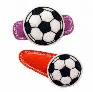 Soccer Ball Felt Stitchies