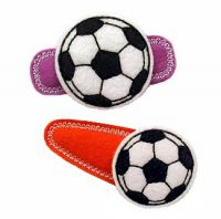 Soccer Ball Felt Stitchies