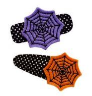 Spider Web Felt Stitchies