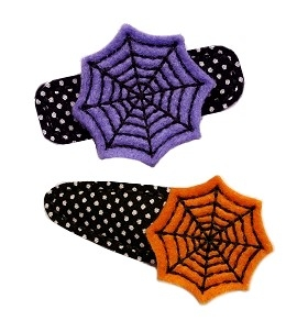 Spider Web Felt Stitchies