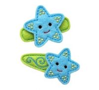Starfish Felt Stitchies