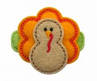 Turkey Felt Stitchies