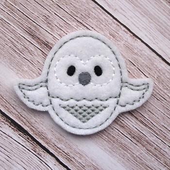 Wizard Owl Felt Stitchies
