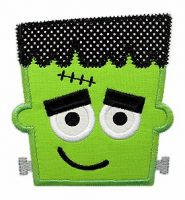 Frankenstein Applique