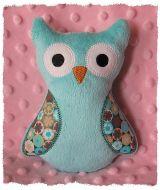 Ollie Owl softie