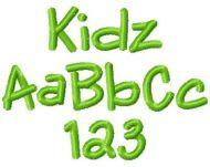 Kidz Font