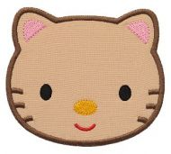 Kitty Applique