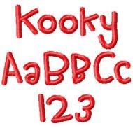 Kooky Font