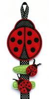 Ladybug Clippie Keeper