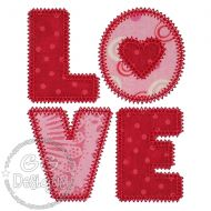 FREE Love Applique