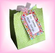 Mini Shabby Tags