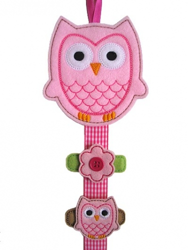 Owl Clippie Keeper