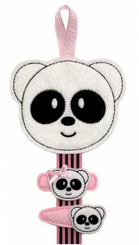 Panda Clippie Keeper