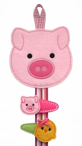 Pig Clippie Keeper
