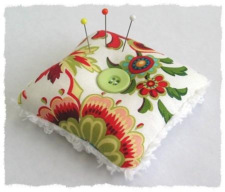 Easy Peasy Pin Cushion