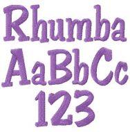 Rhumba Font