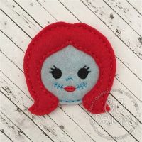 Sally Head Felt Stitchies