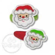 Santa Felt Stitchies