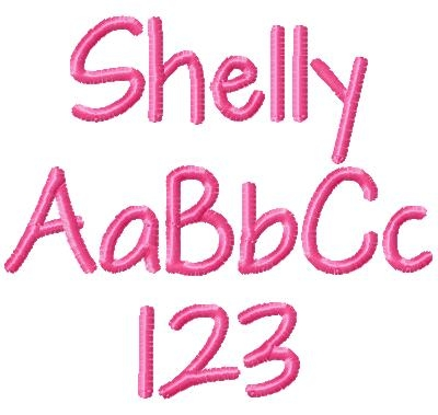 Shelly Font