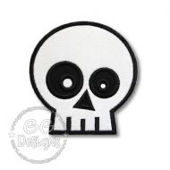 FREE Skull Applique