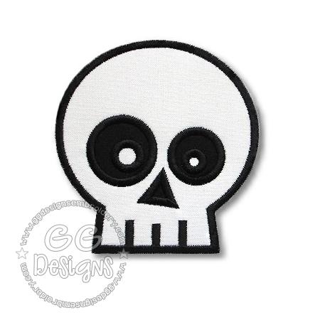 FREE Skull Applique