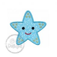 FREE Starfish Applique