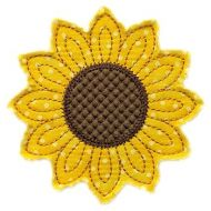 Rag-It-Up Sunflower Applique