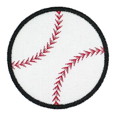 Baseball Applique Gg Designs Embroidery