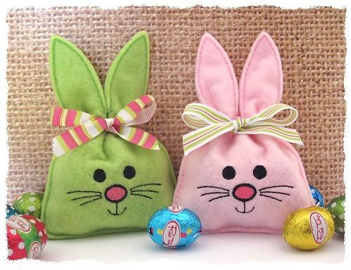 dfd0d52cacf6 Bunny Treat Bag